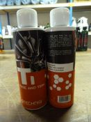 *2x 250ml of Gtechniq T1 Tyre and Trim