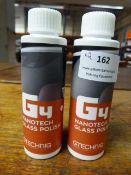*2x 100ml of Gtechniq Nanotech Glass Polish