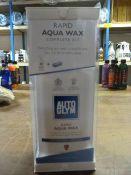 *Autoglym Rapid Aqua Wax Kit