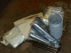 *Quantity of Post Bags, Plastic Baskets and Product Containers