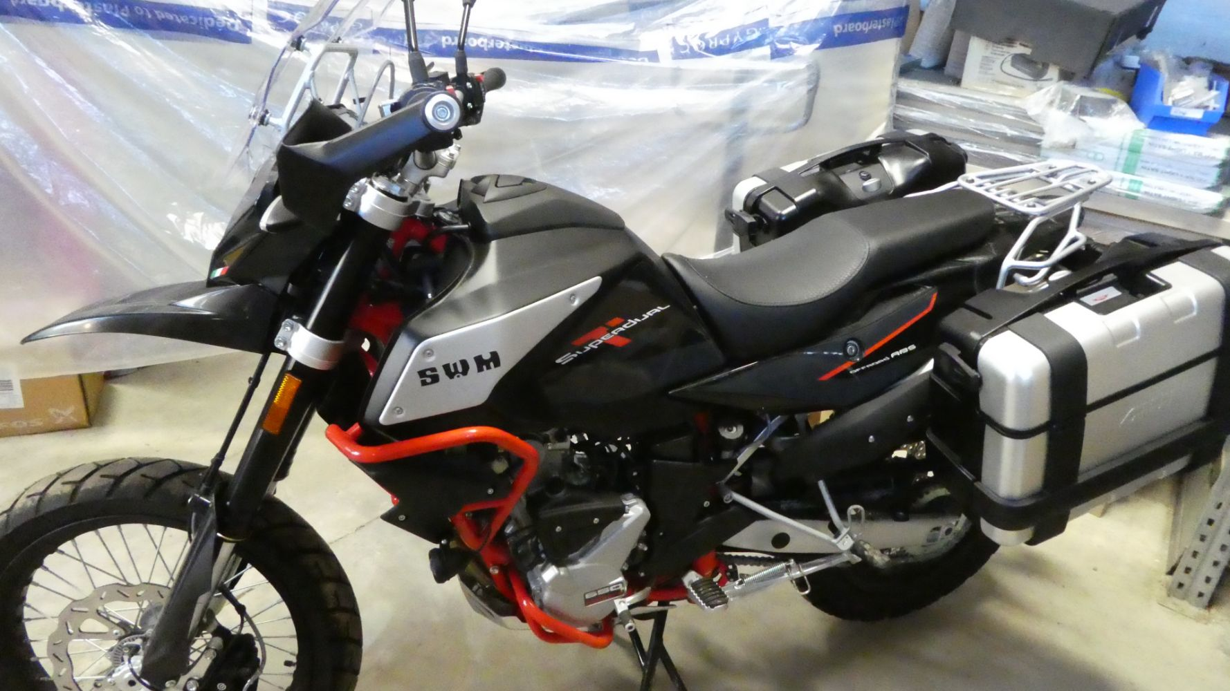 Mega Motoring Sale including New and Unregistered Motorcycles