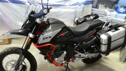 8288 - Mega Motoring Sale including New and Unregistered Motorcycles, Valeting Stock & Classic Car Parts