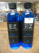 *2x 500ml of EZ Car Care Glue and Tar Remover