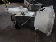 Riley 1 1/2L RM Gearbox