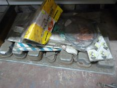 Display Tray Mould with Locker Box Cork Gaskets plus Others