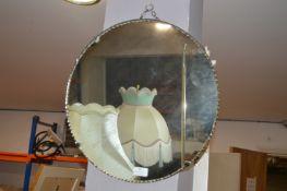 Decorative Beveled Edge Wall Mirror