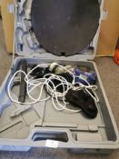 *Camping Satellite TV Kit
