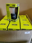 *Box 9 Summit 12LED Lanterns with Dimmer