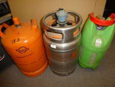 *Various EU Camping Gas Cylinders
