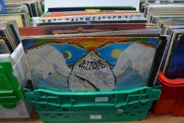 """Vintage Rock 12"""" LP Records"""