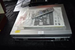 Panasonic DVD Recorder DMRE75V with Remote
