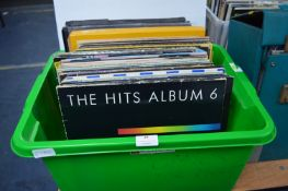 "Vintage 12"" LP Records; Rock, Pop, and Box Sets"