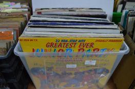 """12"""" LP Records; Vintage, Oldies, etc."""