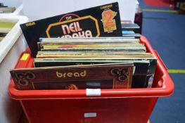 """Vintage 12"""" LP Records; Easy Listening and Country etc."""