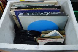 """12"""" LP Records plus Singles and Box Sets"""