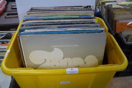 """Vintage 12"""" Vinyl LP Records; Rock, Pop, etc."""