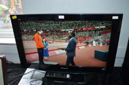 "Panasonic Viera 31"" TV (working condition) with Remote"