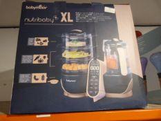 *Babymoov Nutribaby XL Food Processor