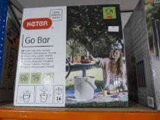 *Keter Go Bar