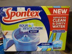 *Spontex Aqua Revolution System