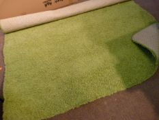 *Green Rug 200x286cm