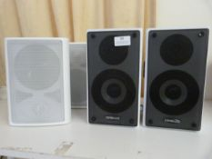 *Two Pairs of Speakers