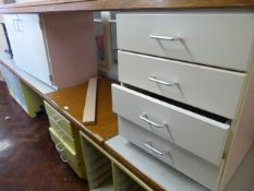*Assorted Storage Units and Drawers