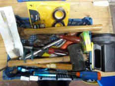 Small Quantity of Tools