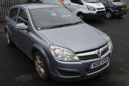 *Vauxhall Astra, Reg: VO10 XYR, Mileage: 166,394