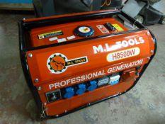 ML Tool H5800W Professional Generator