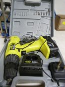 Elktro Cordless Drill with Battery and Charger