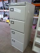 *Triumph Four Drawer Filing Cabinet