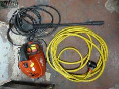 Clarke Jetstar 1700 Power Washer with Hose