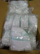Box of ~960 Protective Dust Masks