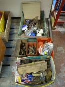 Mixed Lot of Assorted Tools and Fittings