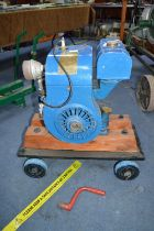 Jap Model 4/2 Stationary Engine Mounted on Trolley