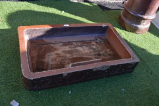 Victorian Terracotta Sink