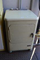 Parnell 1960's Cream Enamel Spin Dryer
