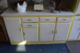 1960's Kitchen Unit