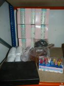 *Three Sets of Storage Tins, Plastic Cups, Novelty