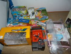 *Quantity of Toys & Games: Fighter Planes, Water S