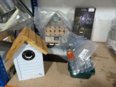 "*1"" x 15ft Ratchet Strap Set and Garden Accessorie"