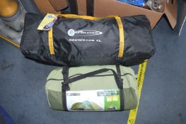 Ozark Trail 4-Person Tent, and Outdoor Revolution