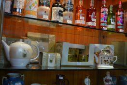 Ringtons Novelty Teapots, Tea Caddies, etc.