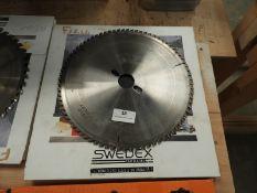 *Swedex 250x3.2/2.2x30Z80 TCT Saw Blade