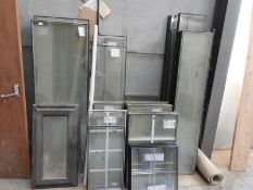*Quantity of Double Glazed Window Unites (various sizes)