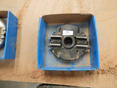 *Interchangeable Spindle Moulder Block 140(165)x1.25