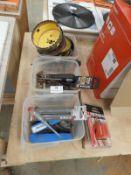 *Assorted Hole Saws, Boring Bits and Drill Bits