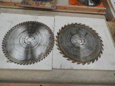 *Two Swedex TCT Saw Blades 315x3.2/2.2x30Z60