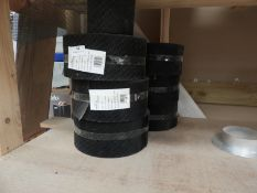 *Nine Rolls of Soffit Mesh 100mm x 30m